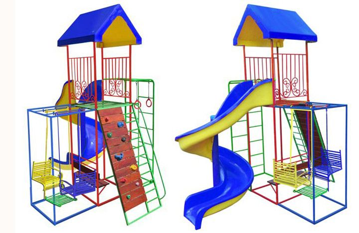 Jungle Gym Spiral 110-B