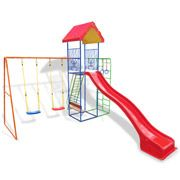 Jungle Gym Straight Slide 140R