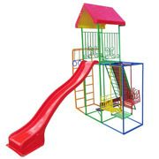Jungle Gym Straight Slide 144R