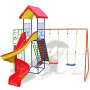 Jungle Gym 2 Swings 142-R